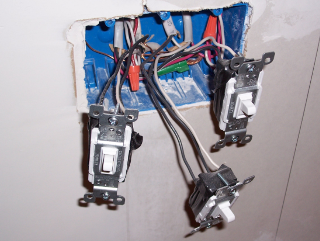 Buffalo Electricians expert fix your light switches
